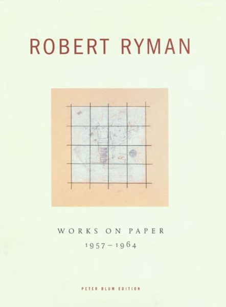 Medium rober ryman works on paper 2