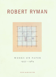 Thumb rober ryman works on paper 2