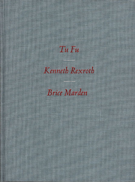 Medium marden rexroth tu fu