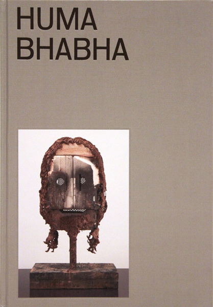 Medium huma bhabha  book cover
