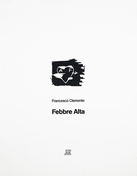 Medium febbre alta title page