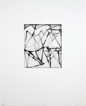 Small etchings to rexroth 1986 brice marden24