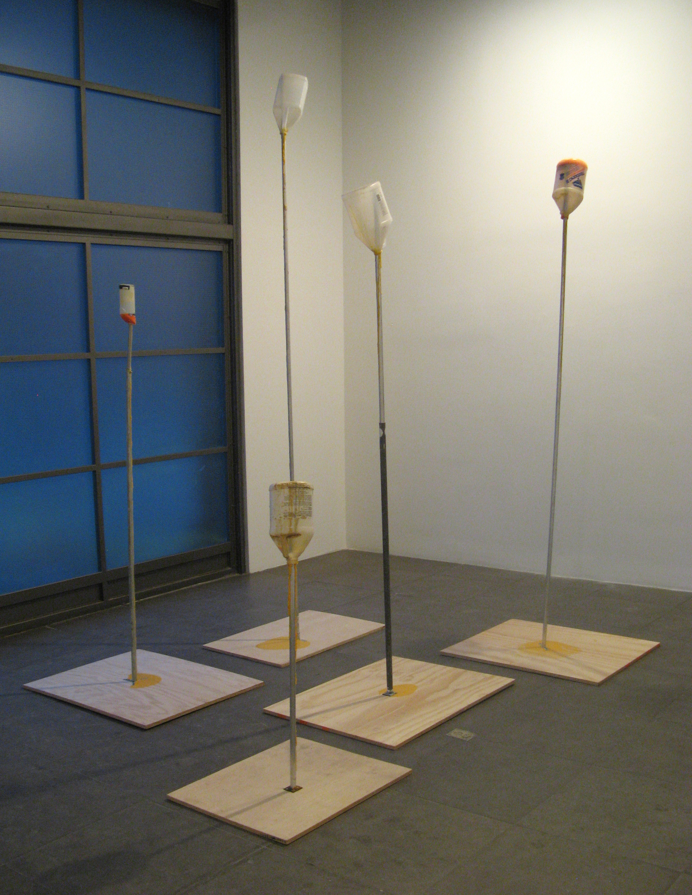 Bondmer stetlie installation view