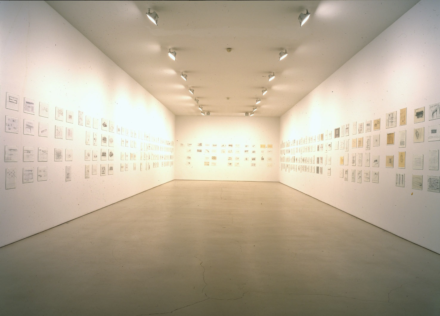 Installation shot hm 1997 2