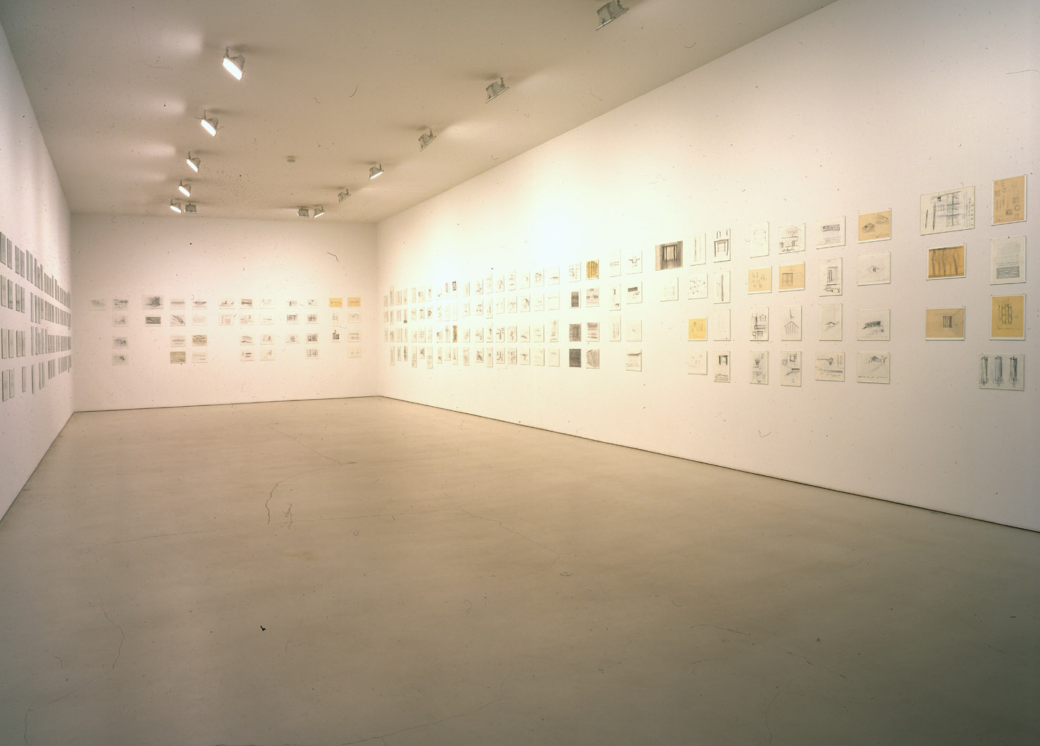 Installation shot hm 1997