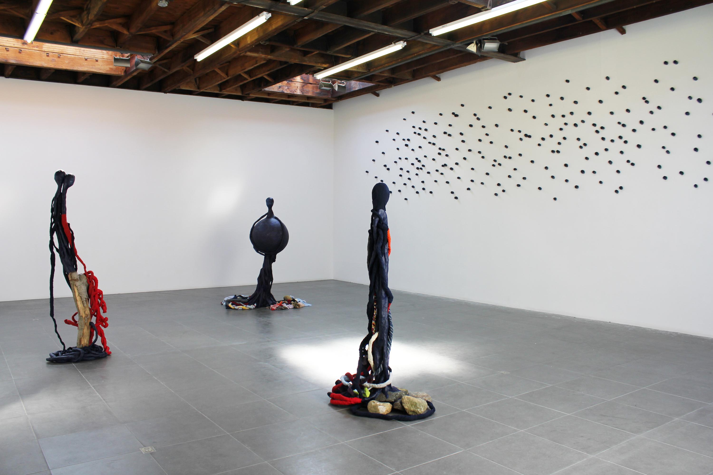 Luisarabbia installation2 2012