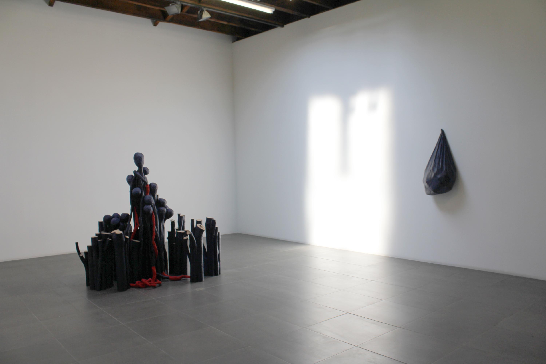 Luisarabbia installation6 2012