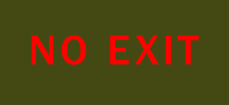 No exit email